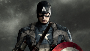 Captain America For Desktop