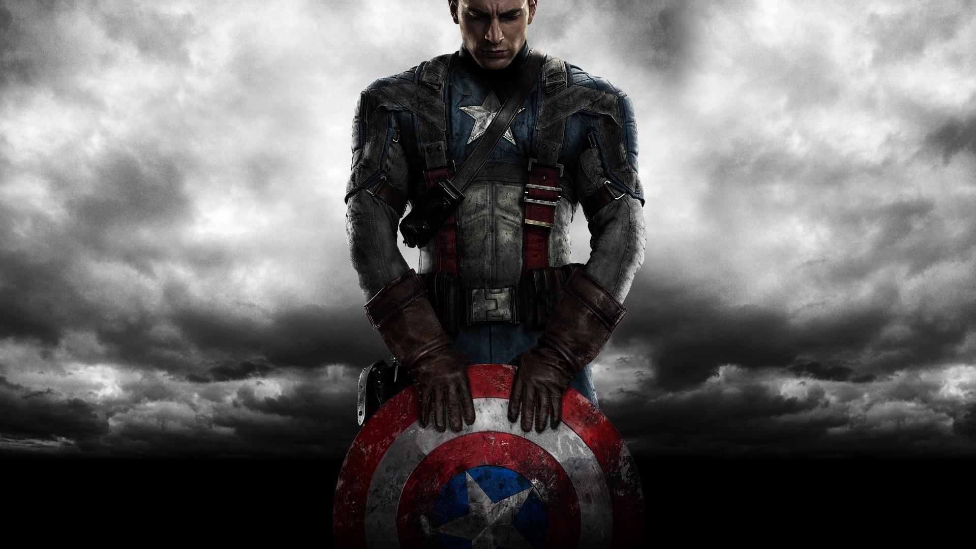 Captain America For Desktop Background
