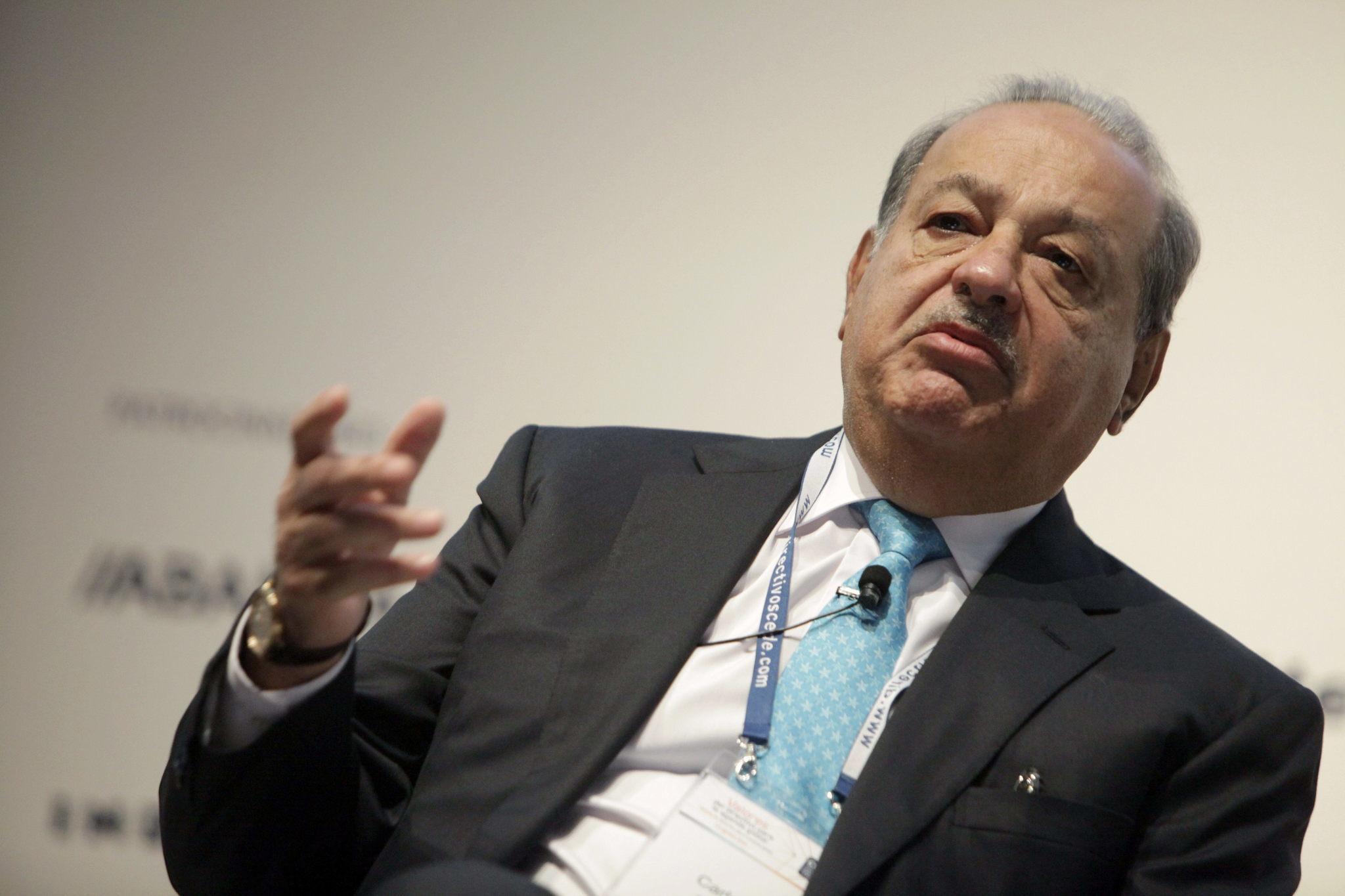 Carlos Slim Desktop