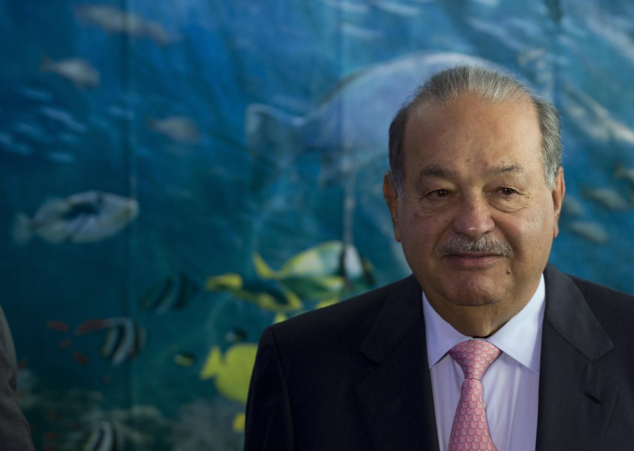 Carlos Slim Hd Background