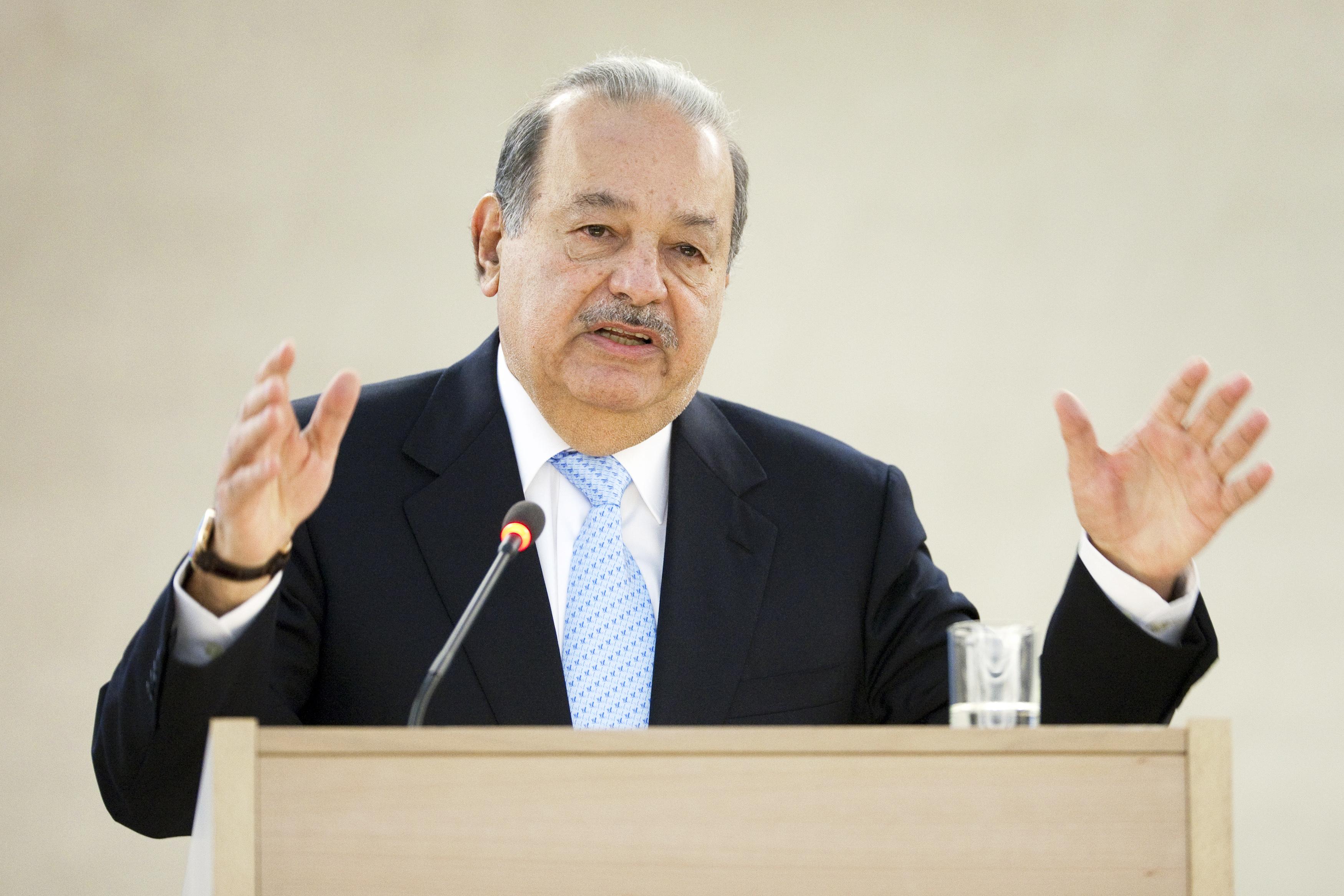 Carlos Slim Hd