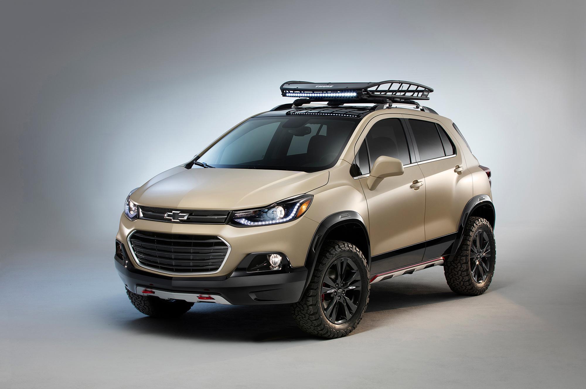 Chevrolet Trax Activ
