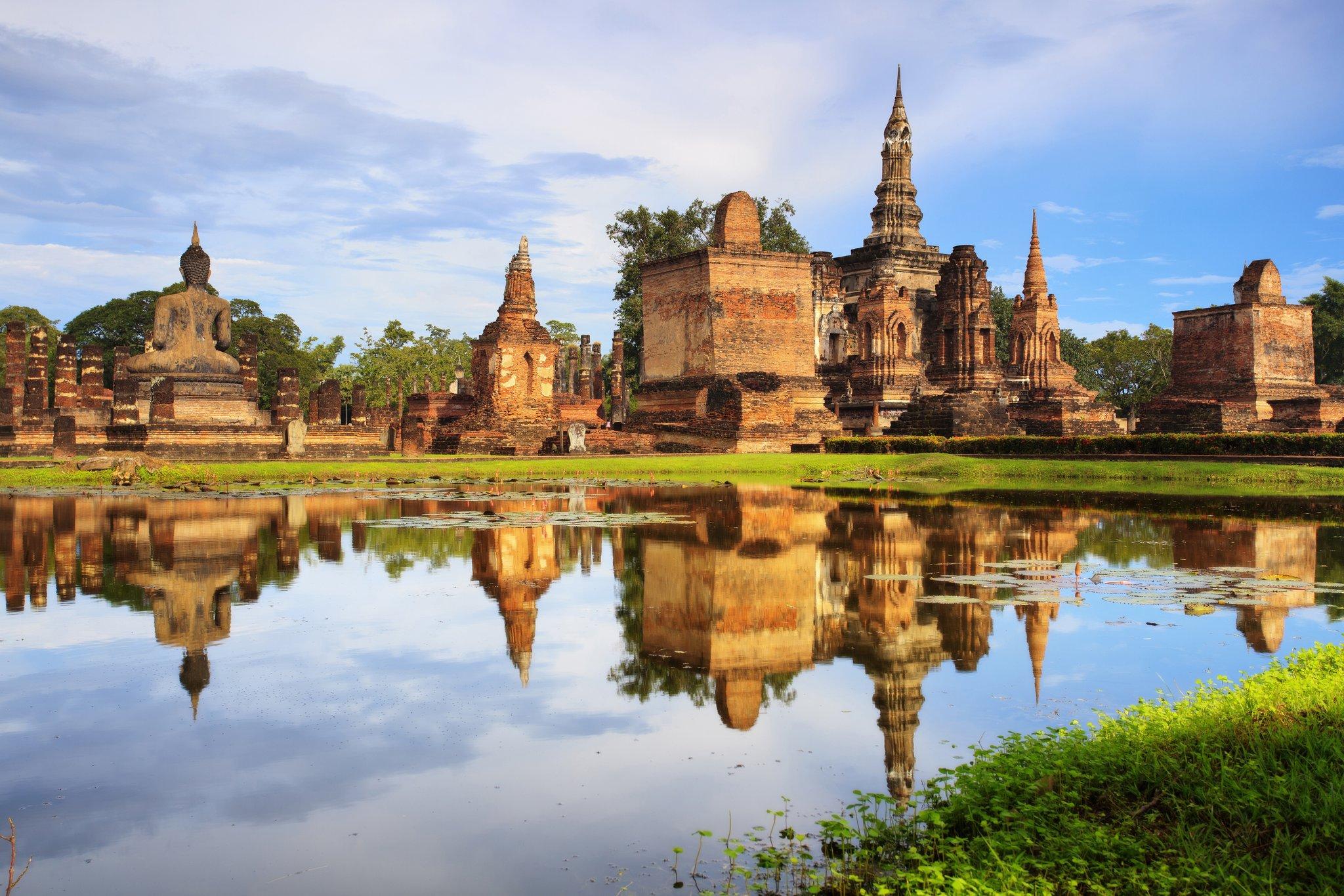 Chiang Mai Background