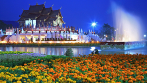 Chiang Mai Hd Background