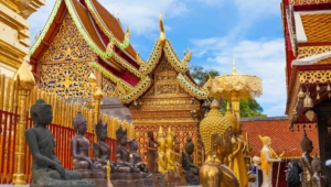 Chiang Mai Hd Wallpaper