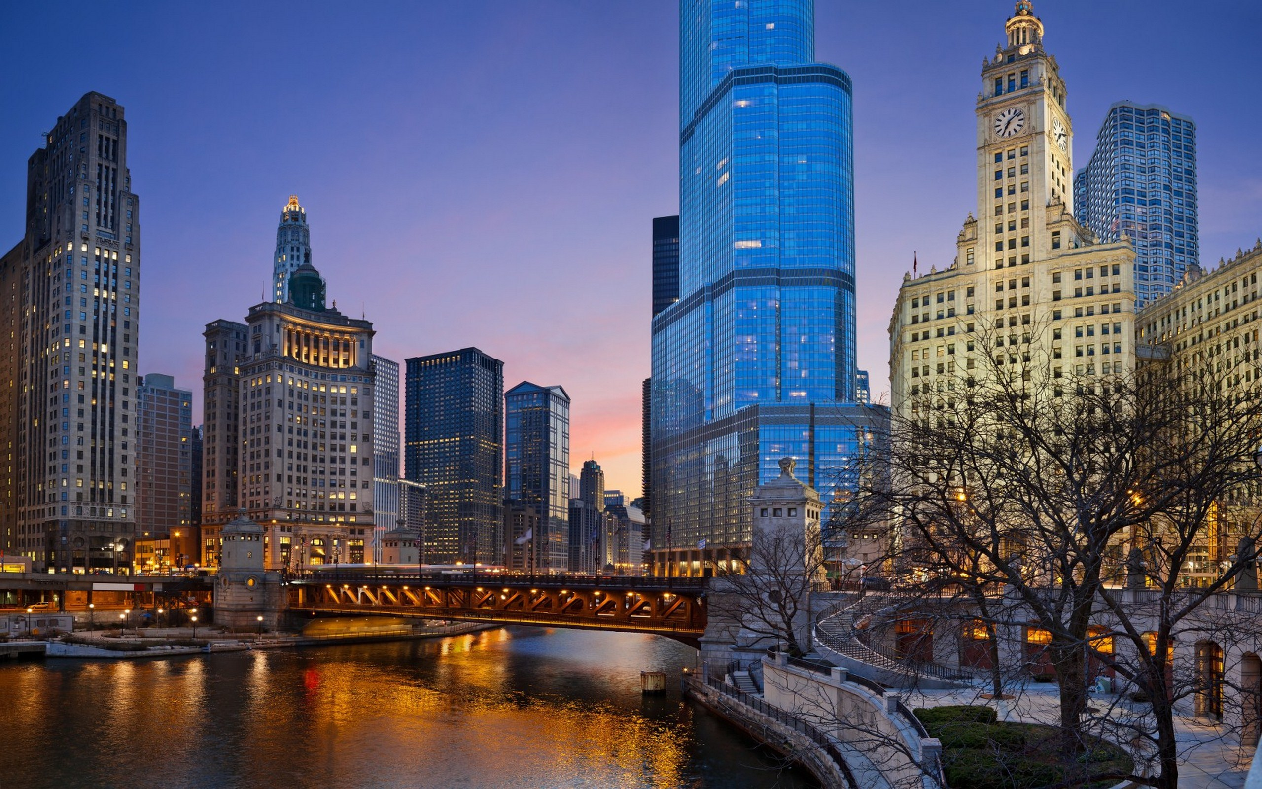 Chicago Computer Wallpaper