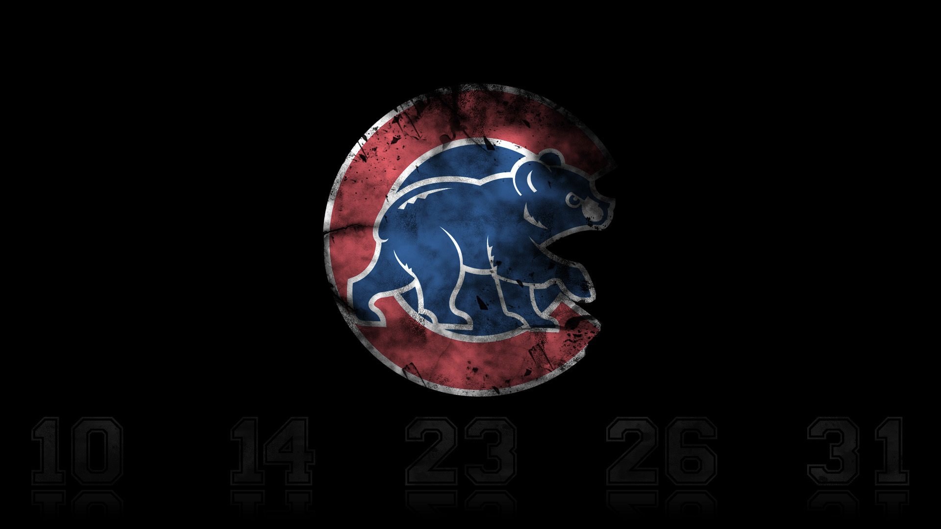 Chicago Cubs 4k