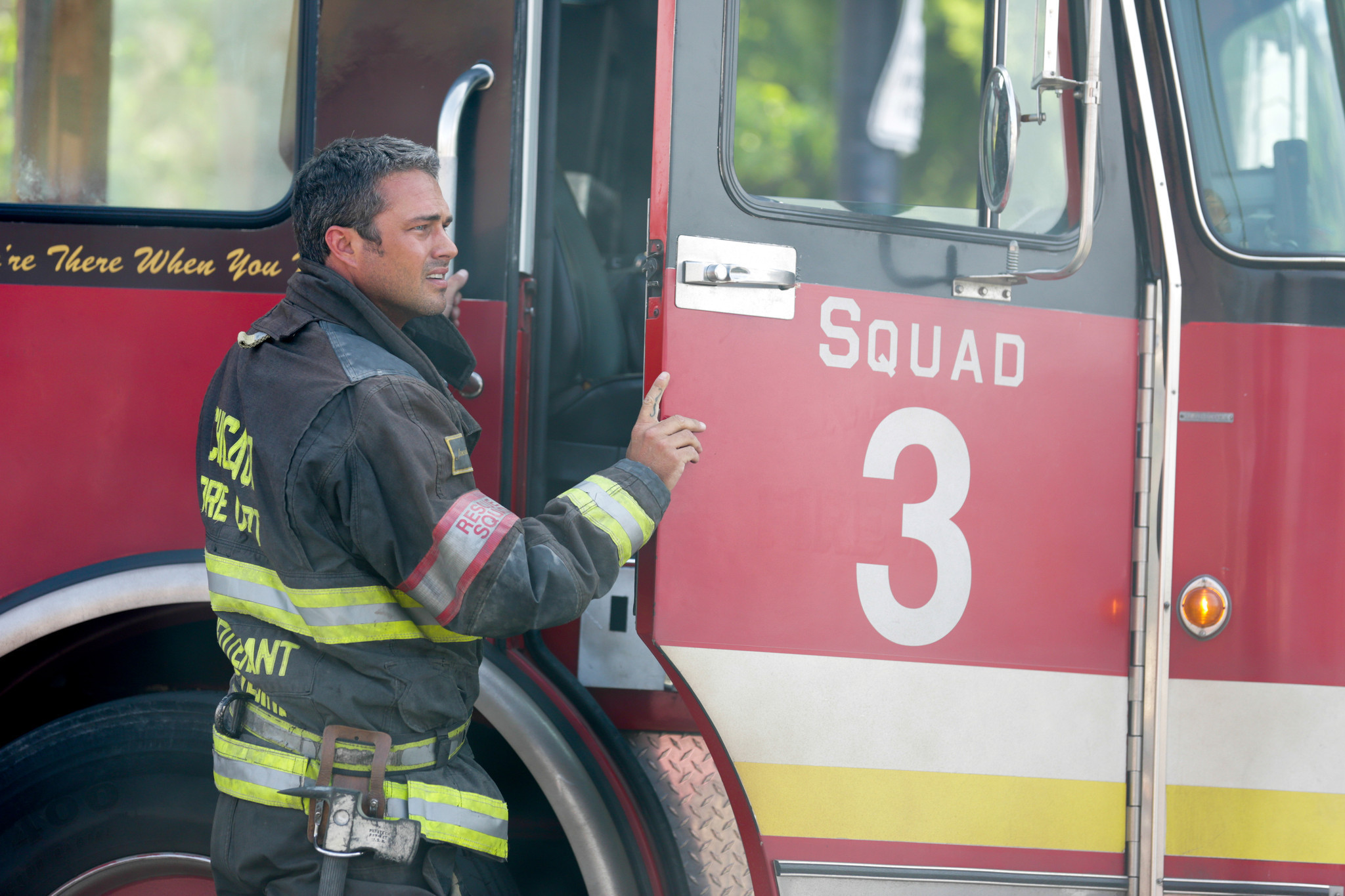Chicago Fire 4k
