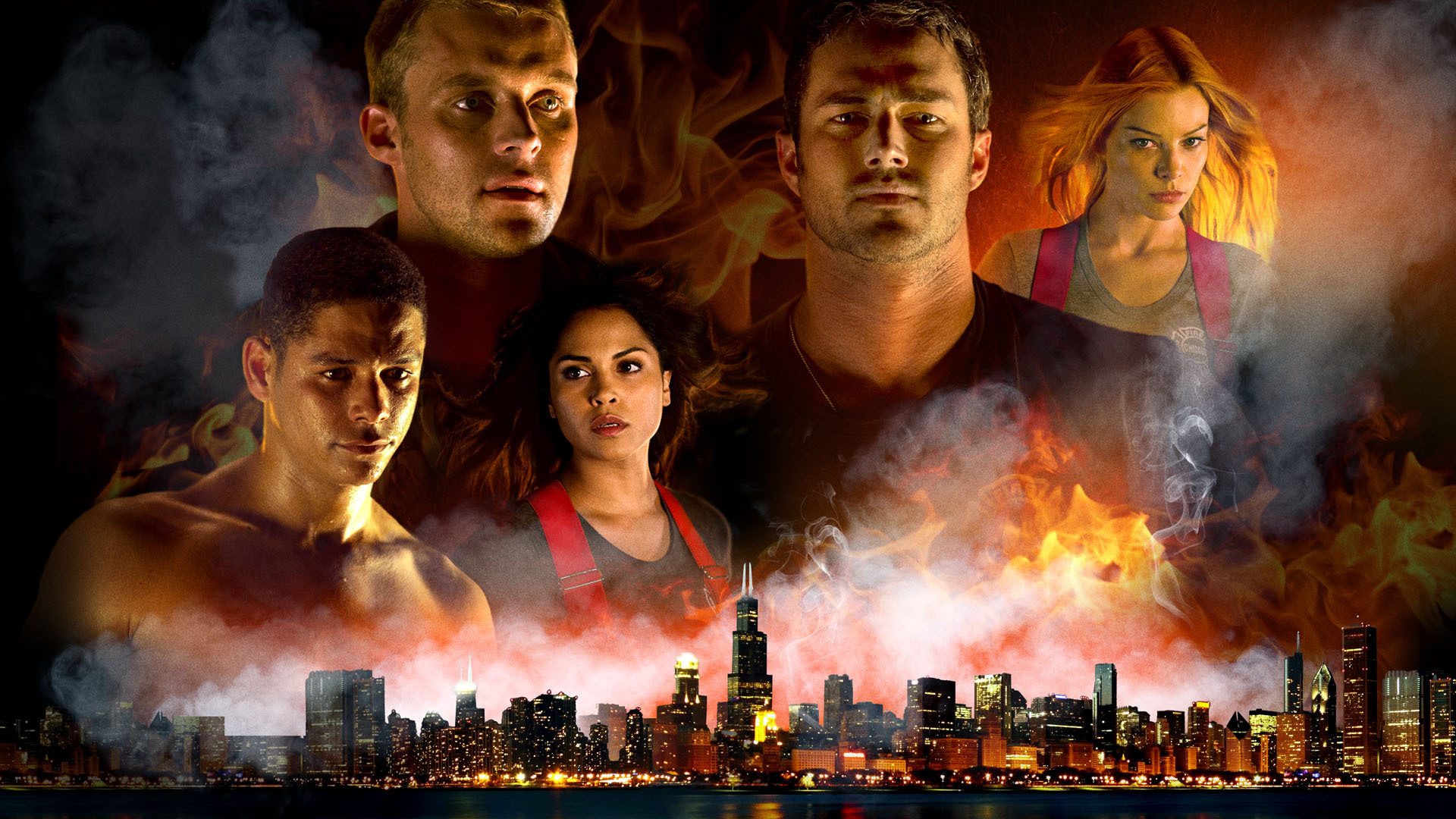 Chicago Fire Hd Desktop