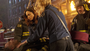 Chicago Fire Photos