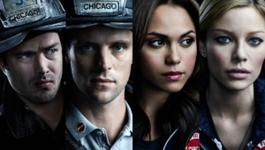 Chicago Fire Widescreen