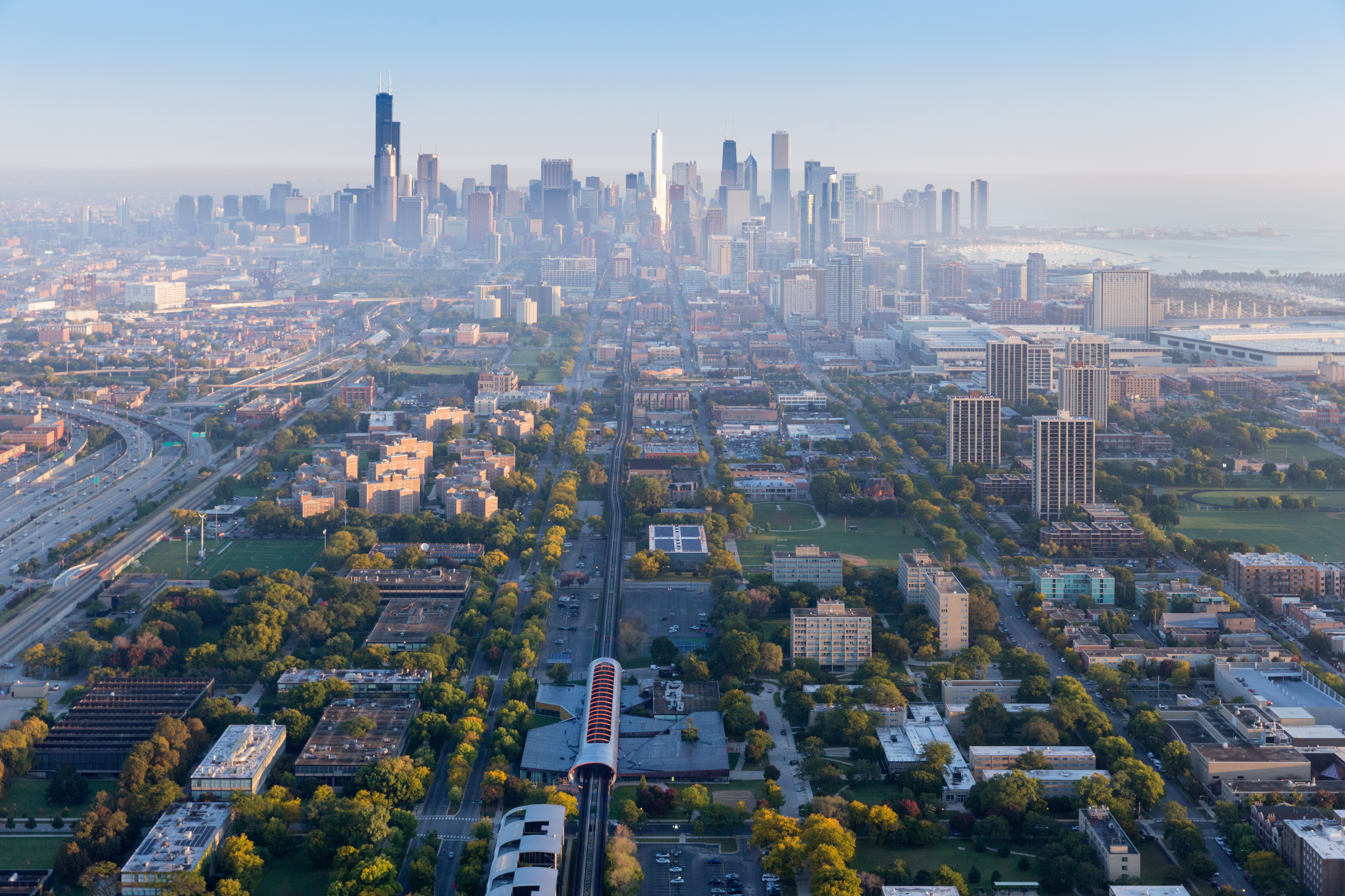 Chicago Hd Background