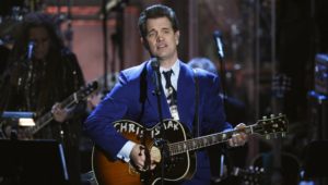 Chris Isaak Background