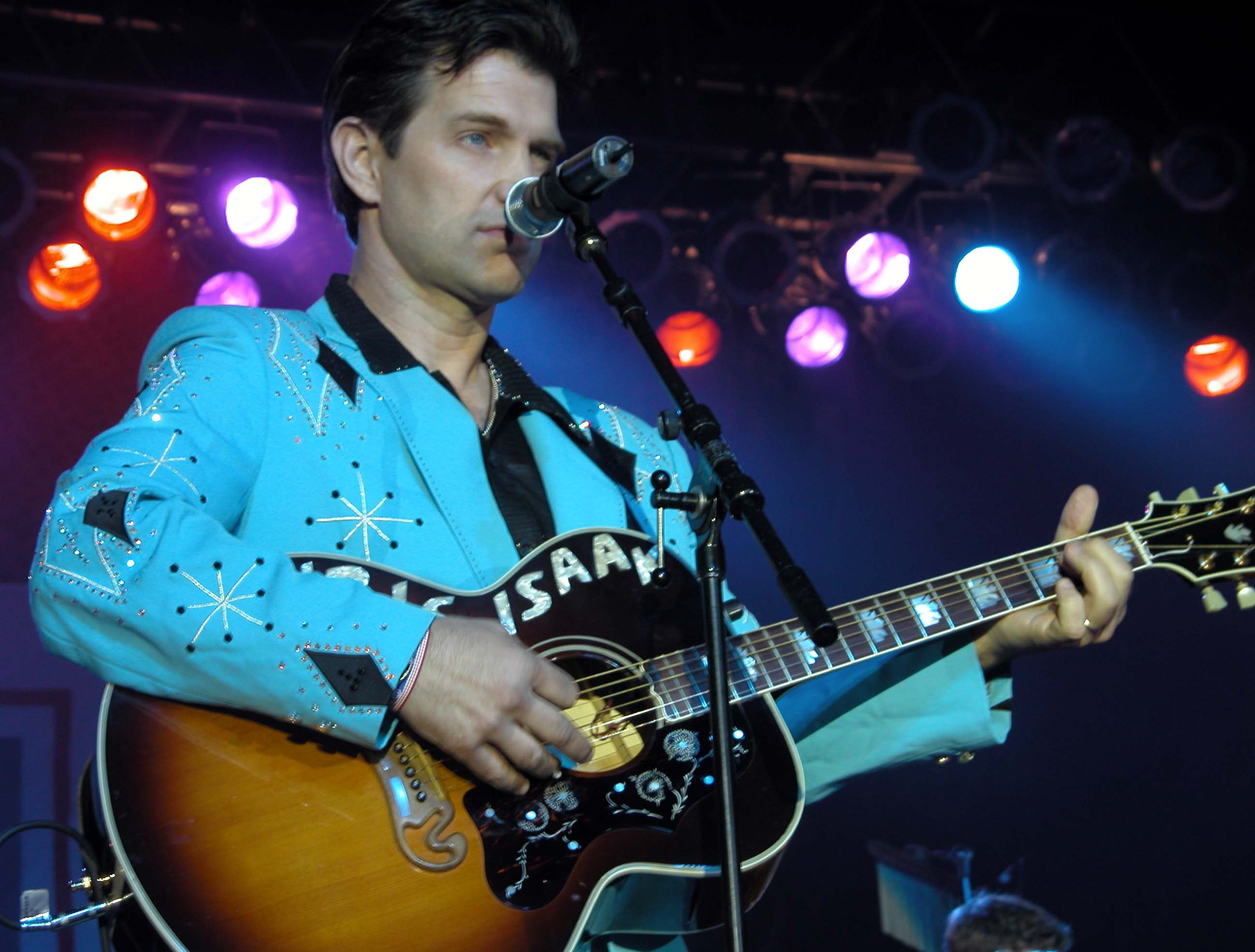 Chris Isaak For Desktop