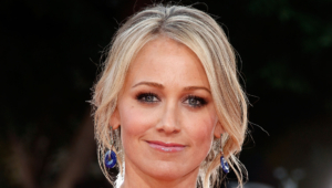Christine Taylor Background