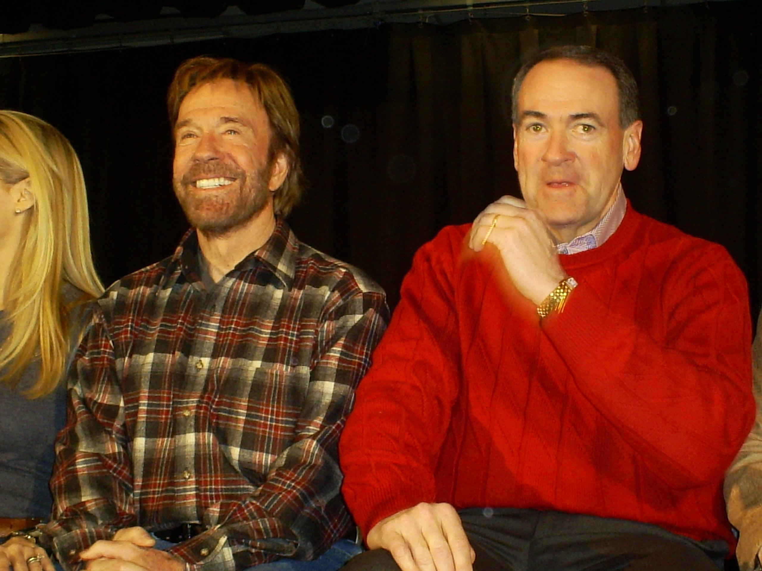 Chuck Norris 4k