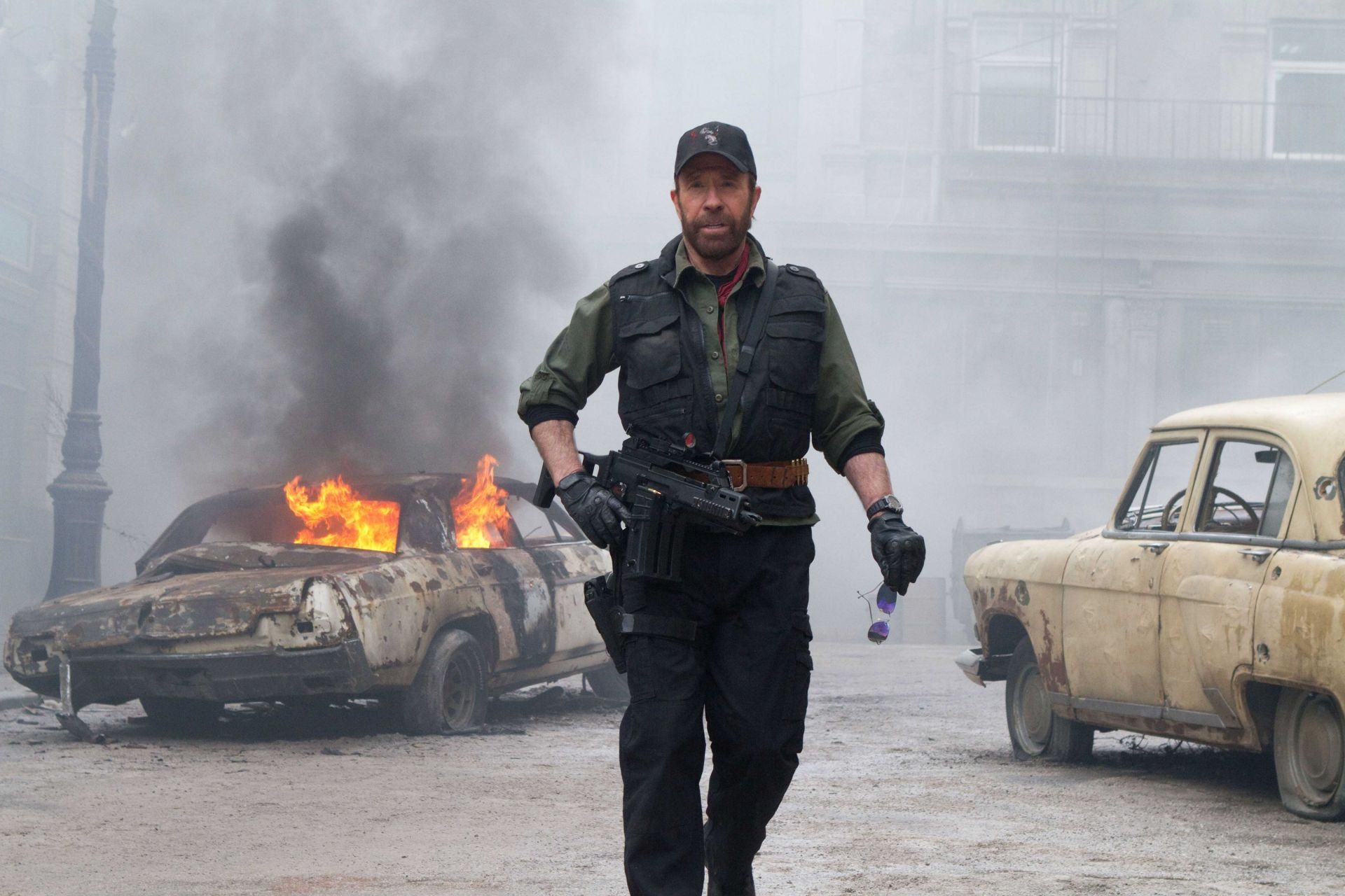 Chuck Norris Wallpapers Hq