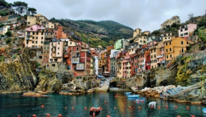 Cinque Terre High Definition