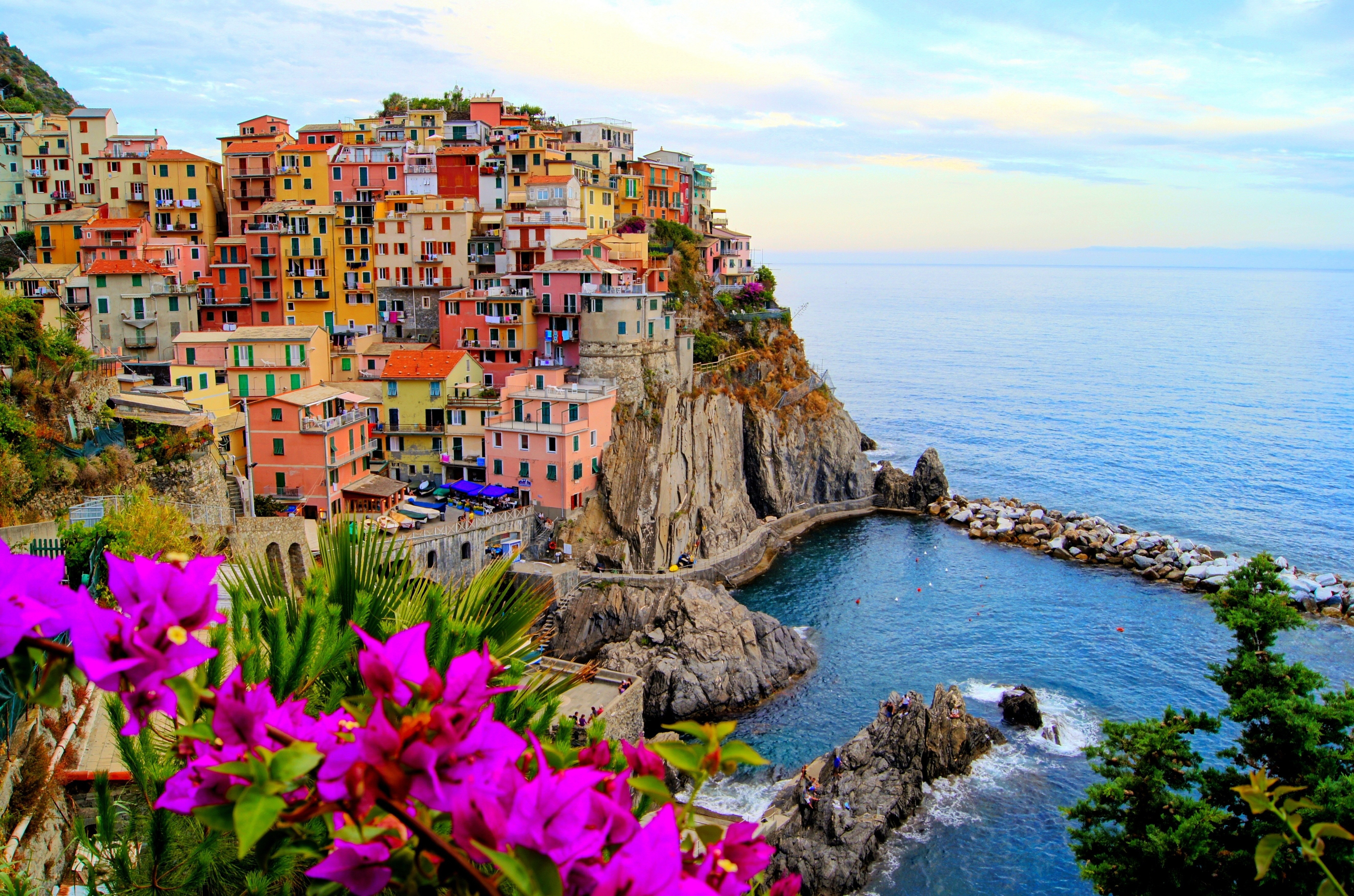 Cinque Terre High Definition Wallpapers