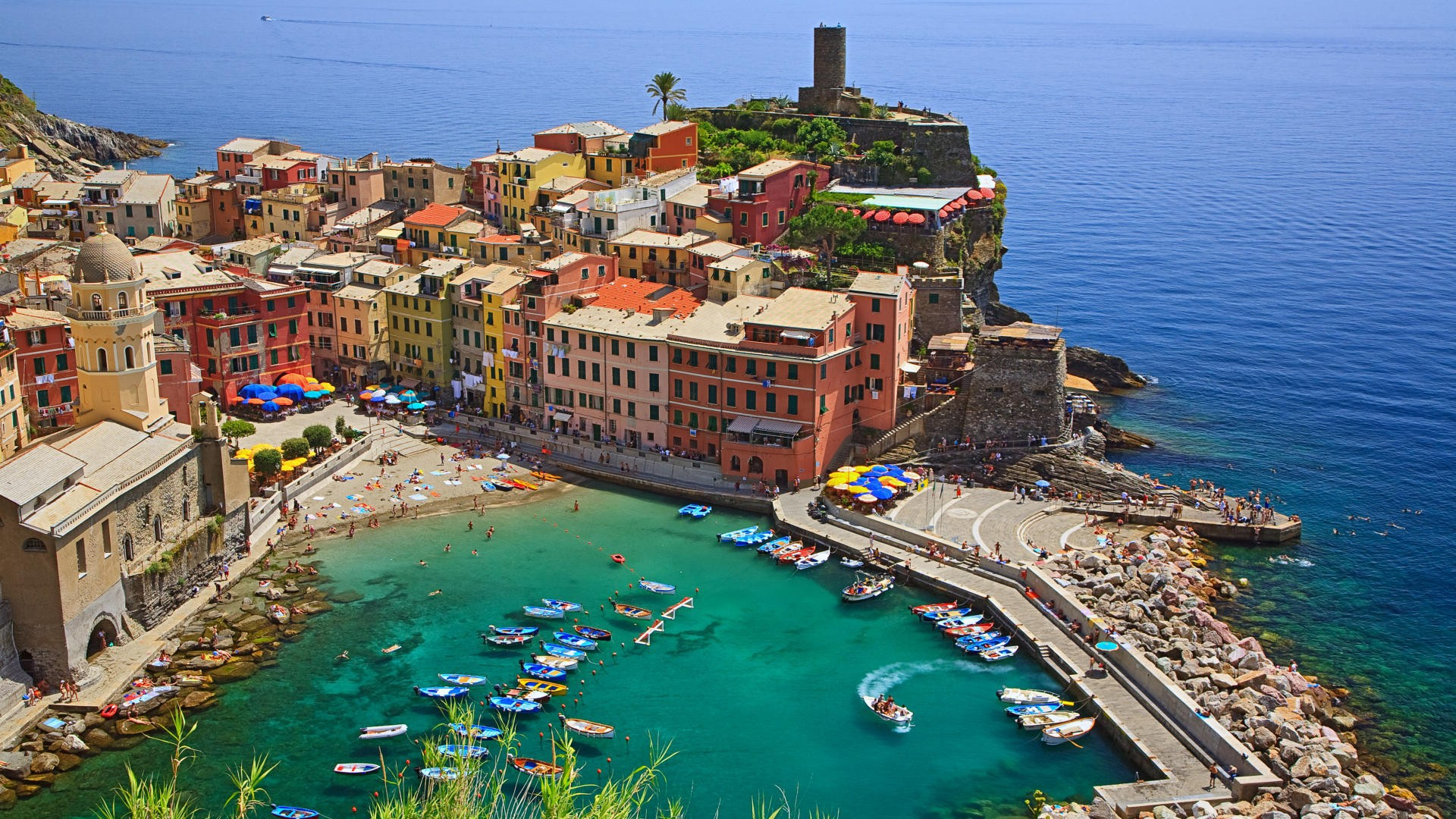 Cinque Terre High Quality Wallpapers