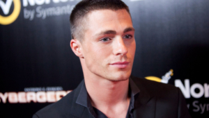 Colton Haynes High Definition