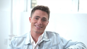 Colton Haynes Full Hd