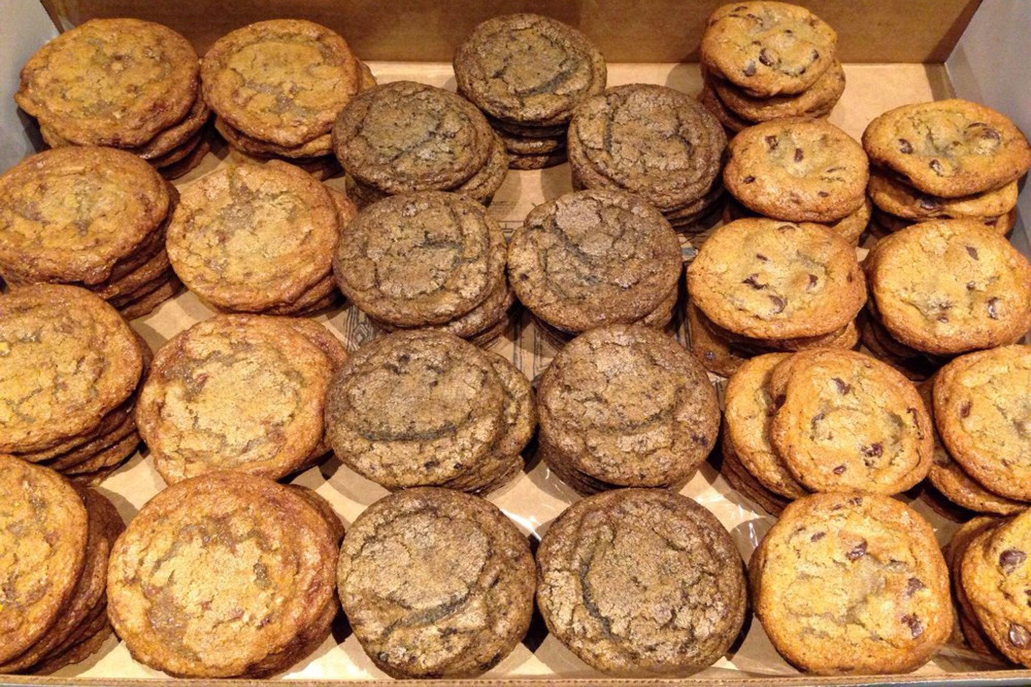 Cookies Hd Background