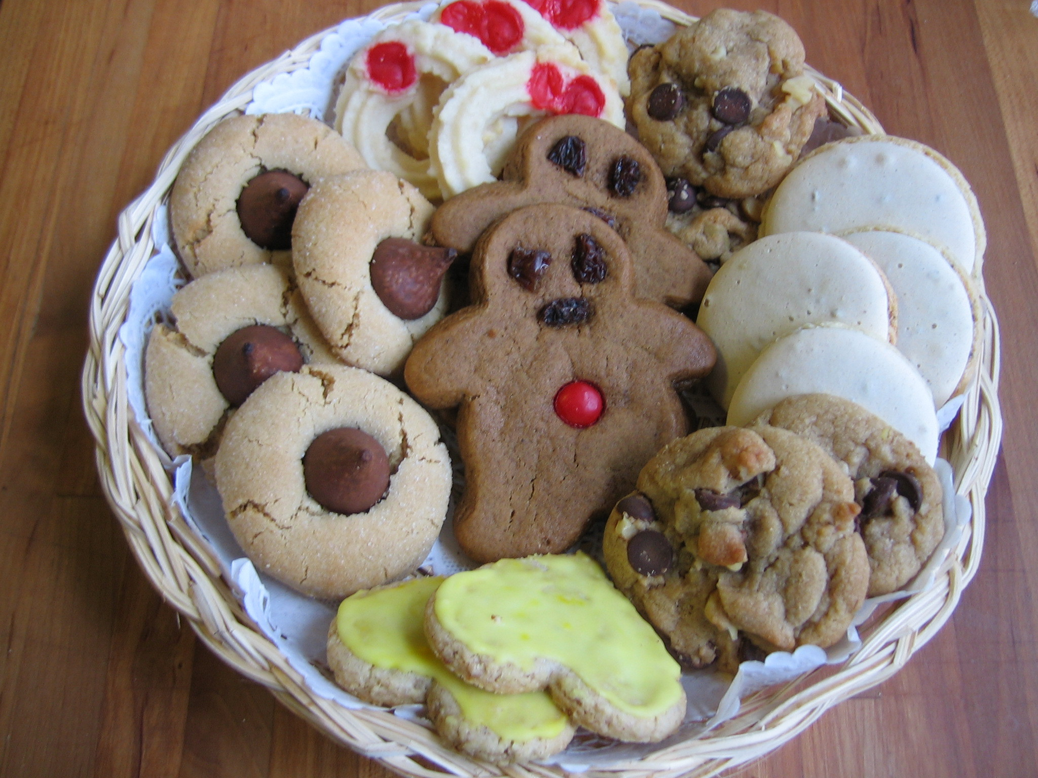 Cookies High Definition Wallpapers