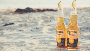 Corona Extra Hd Background