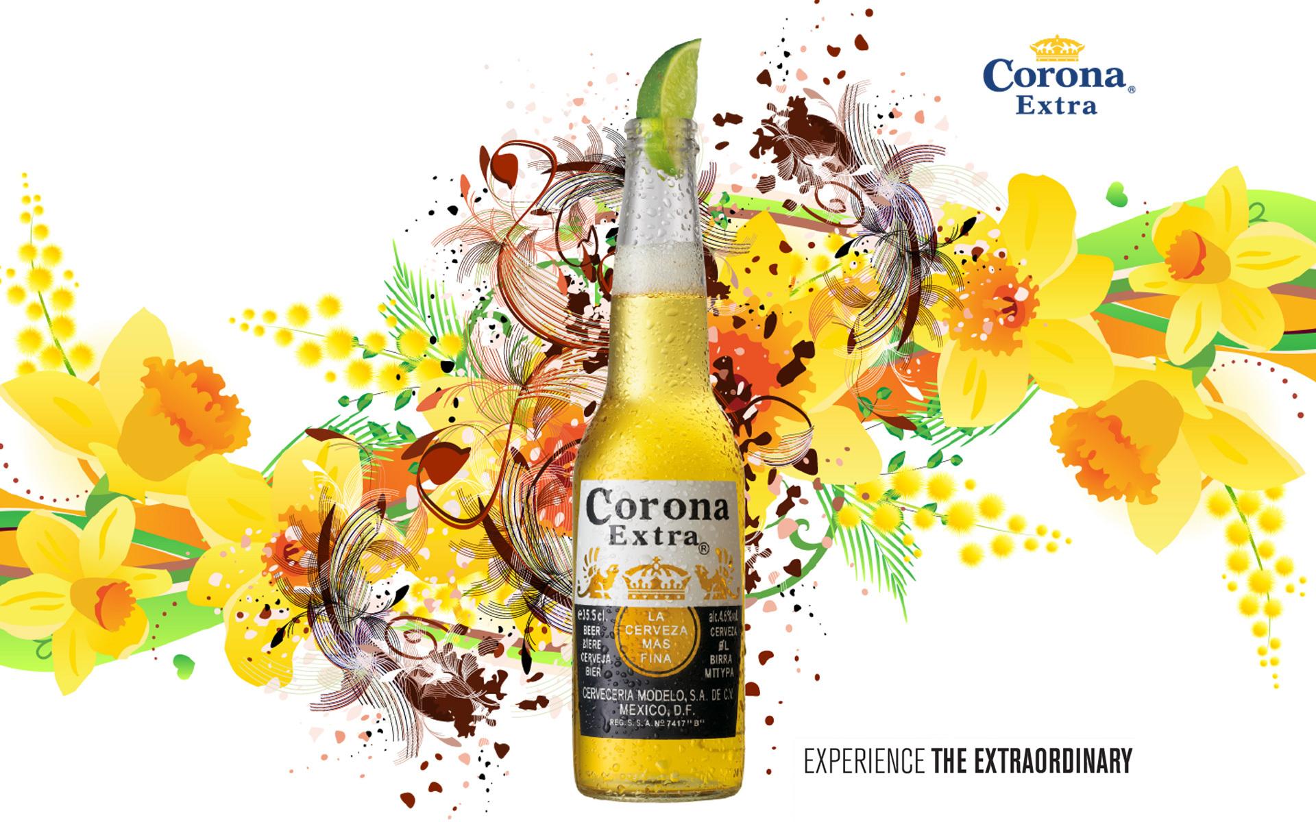 Corona Extra Hd Wallpaper