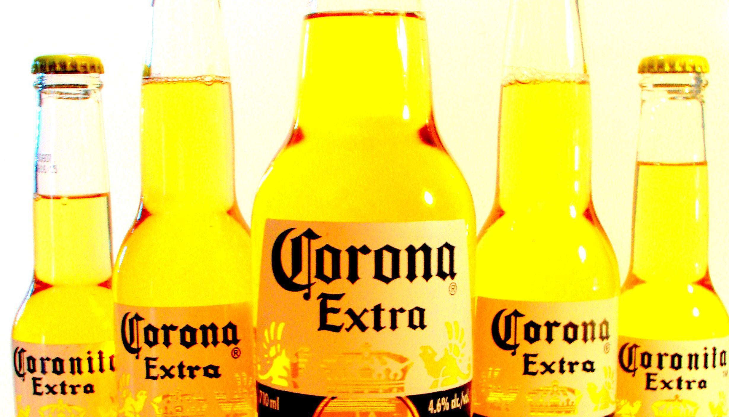 Corona Extra Wallpaper