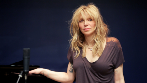 Courtney Love Hd Desktop