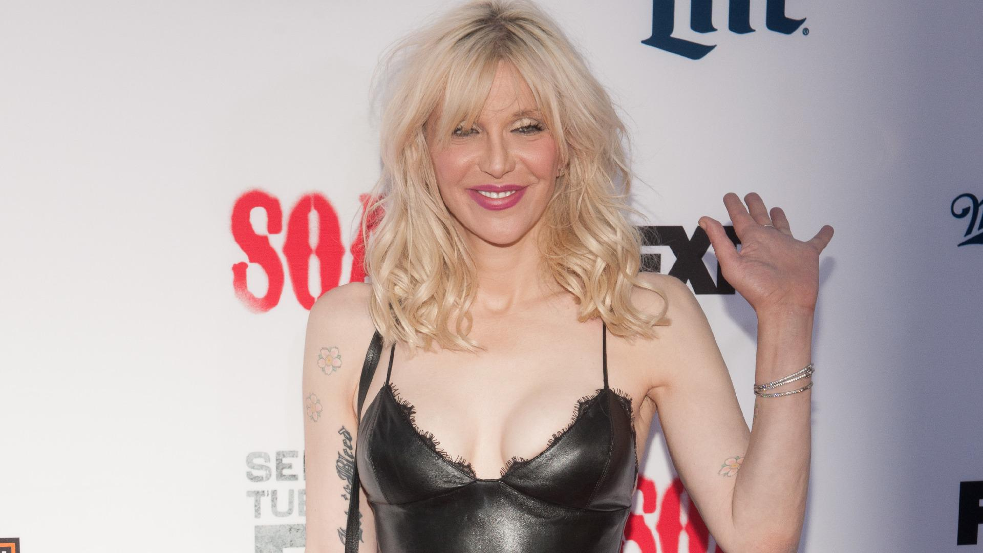 Courtney Love Images