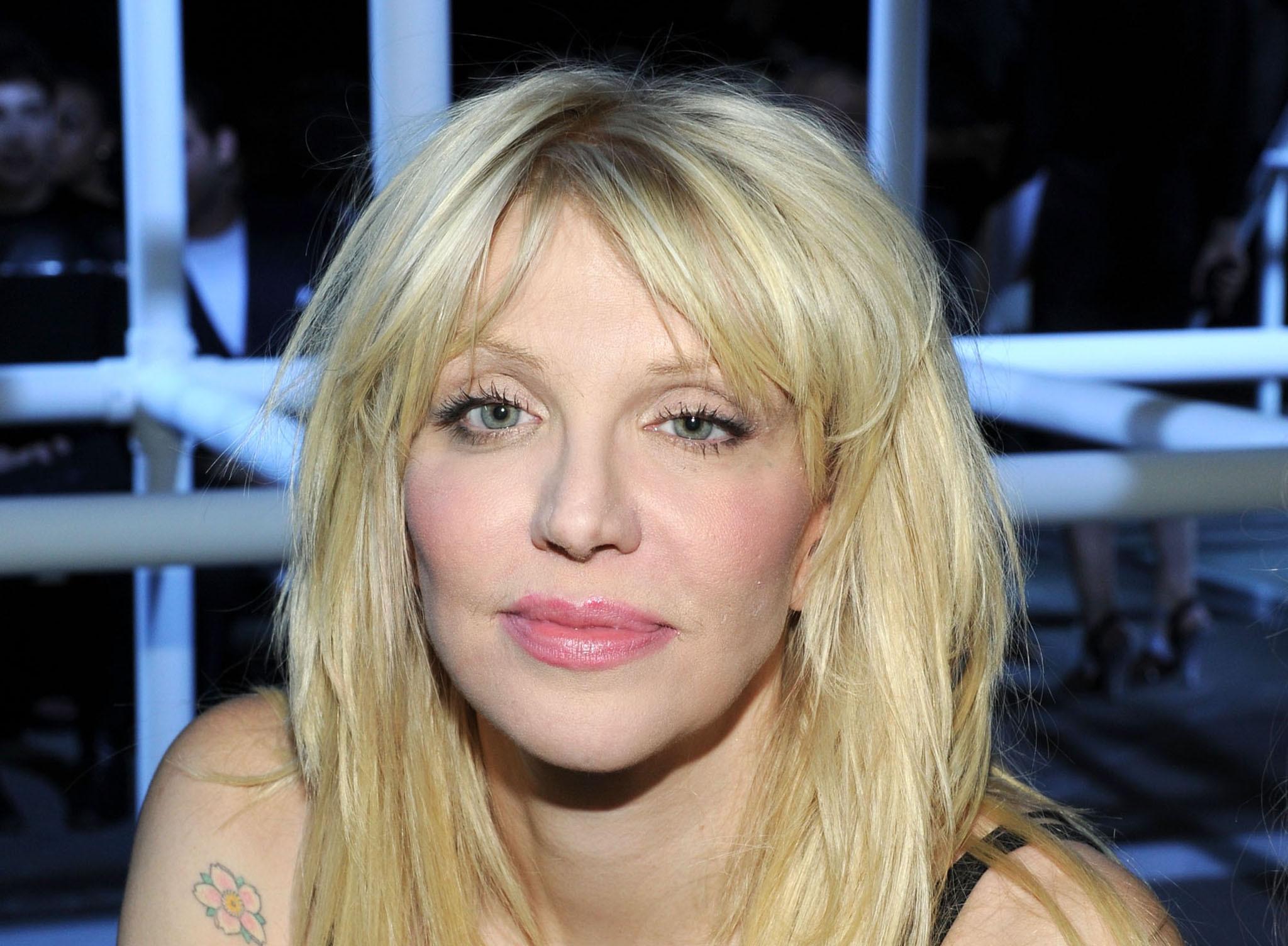 Courtney Love Photos