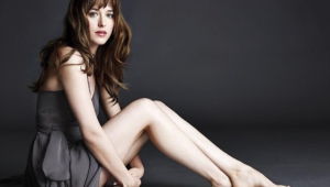 Dakota Johnson Hd Background