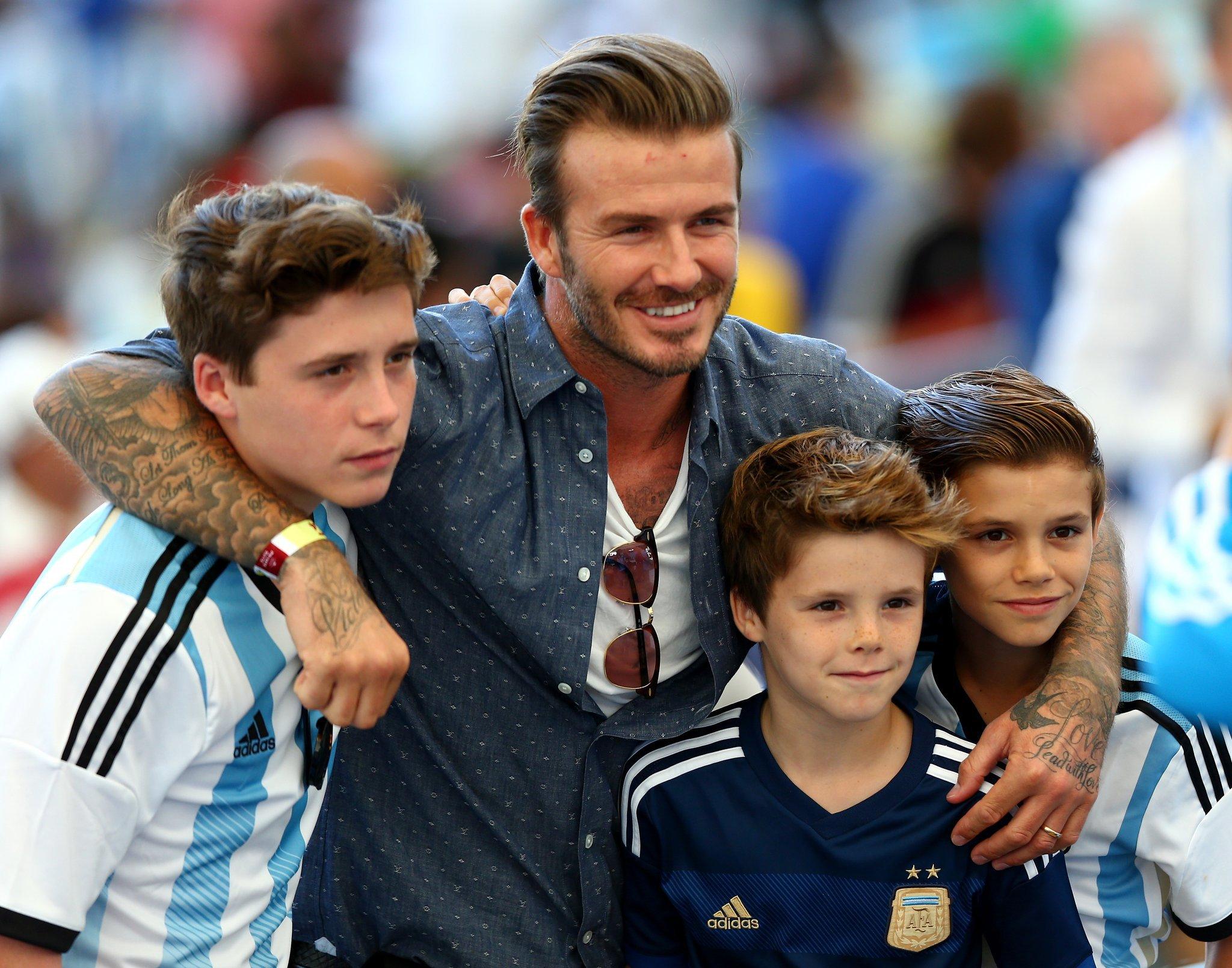 Romeo Beckham High Quality Wallpapers