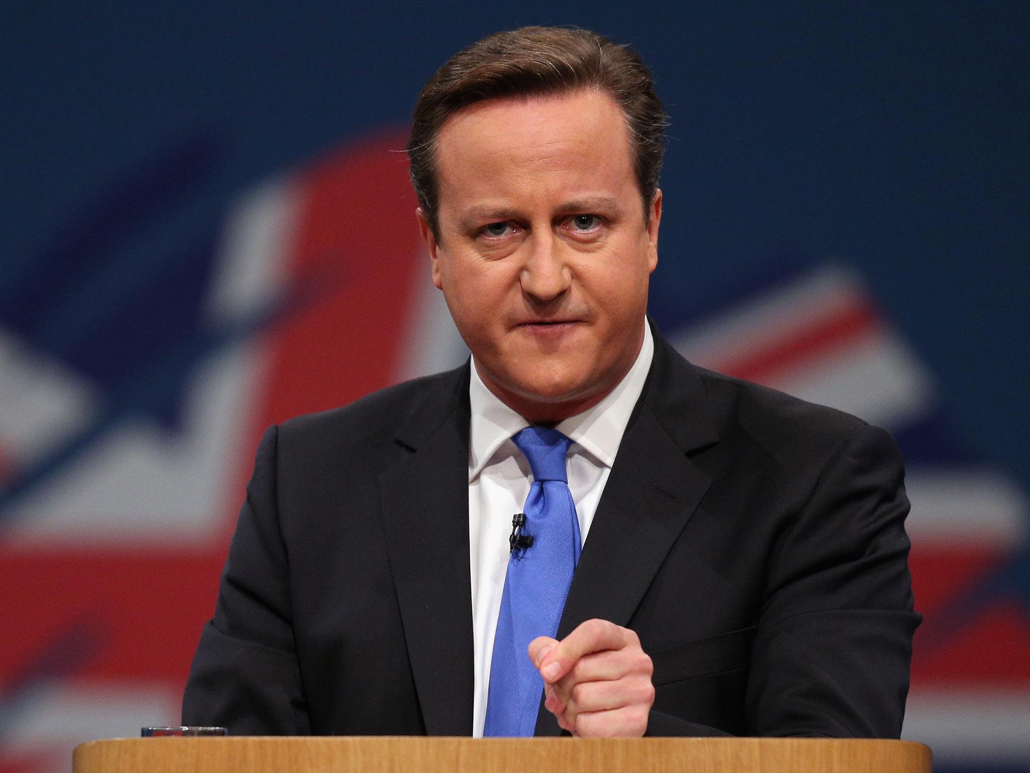 David Cameron Hd Background