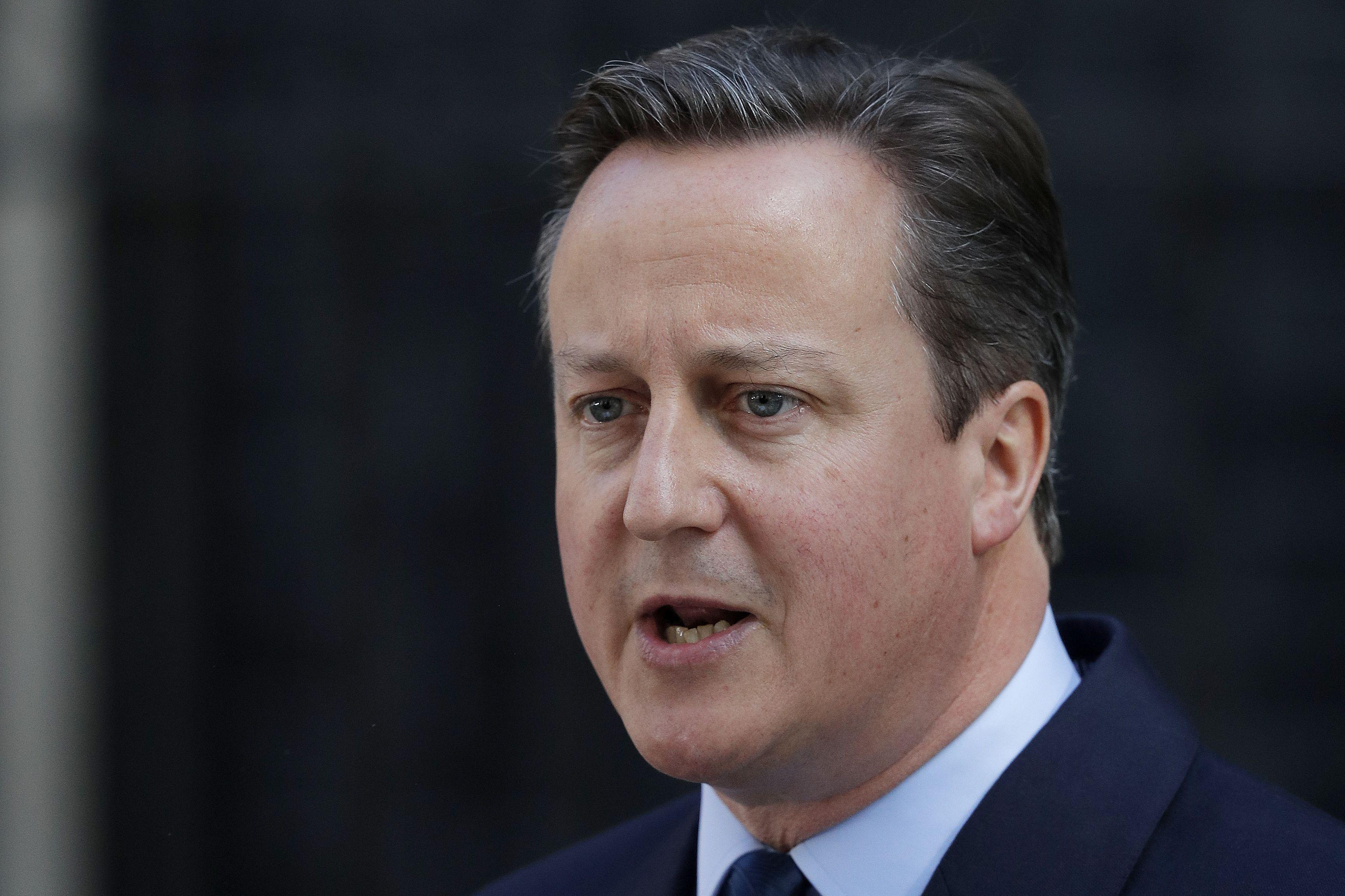 David Cameron High Definition Wallpapers