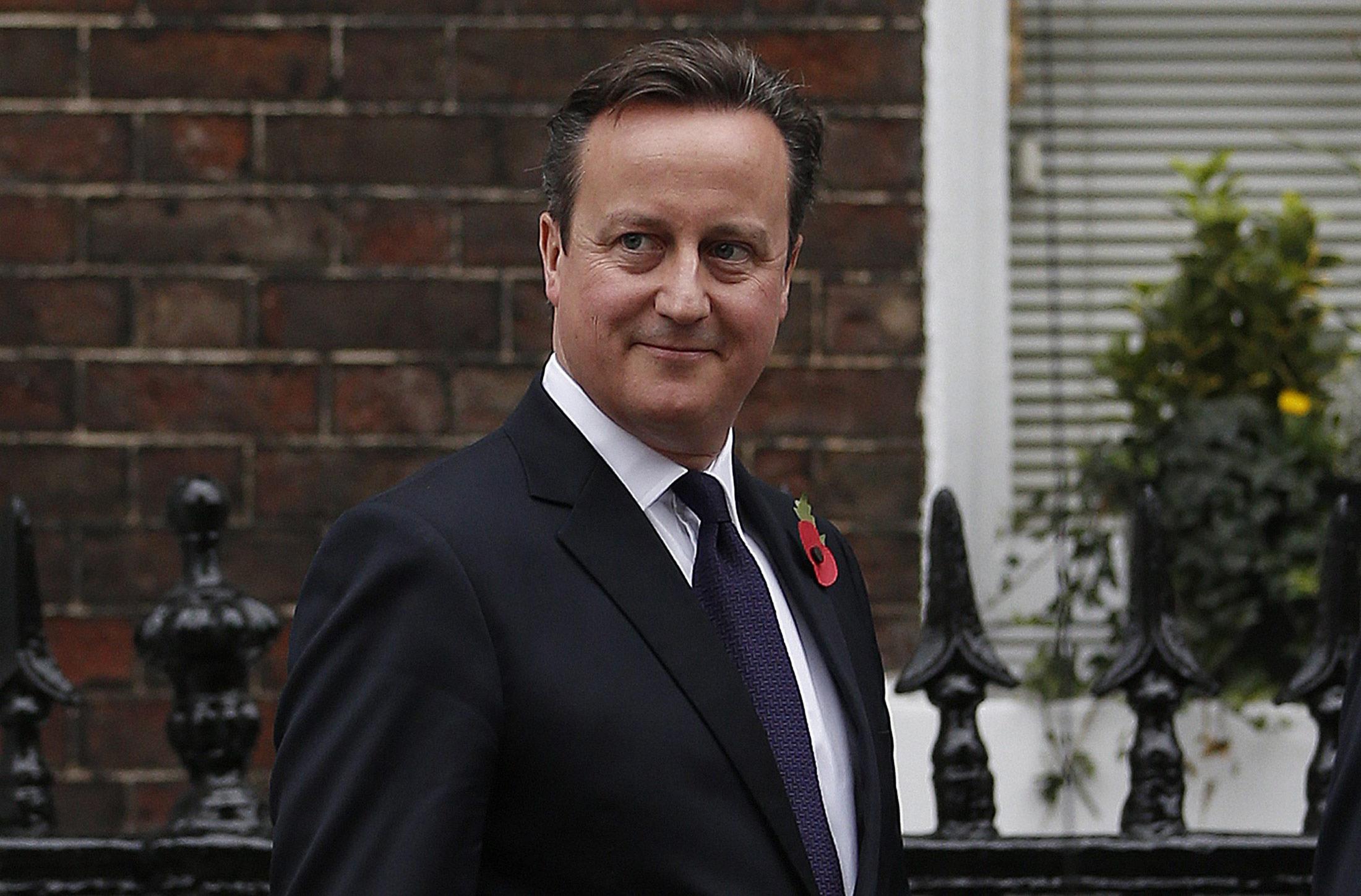 David Cameron Wallpapers