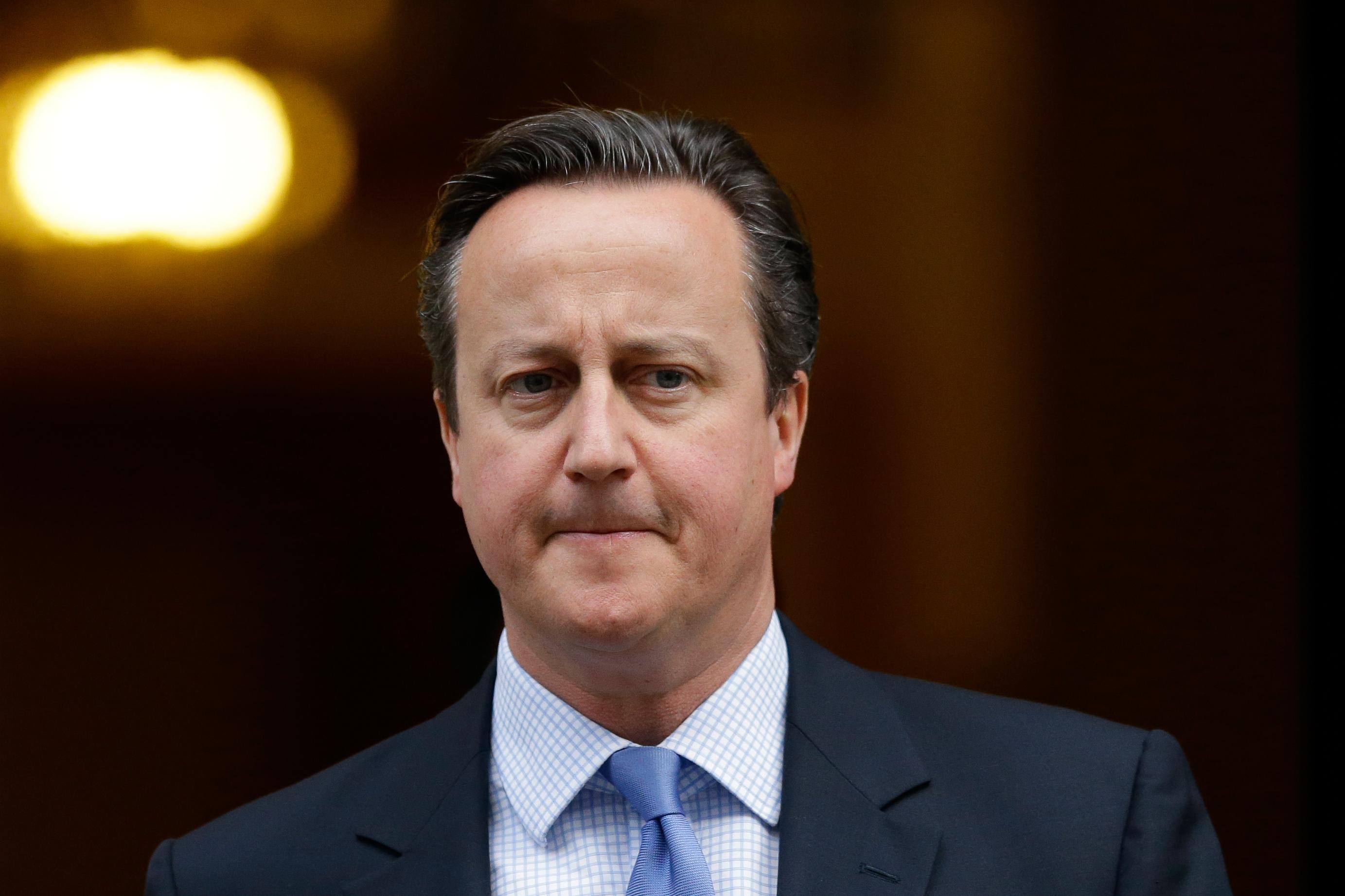 David Cameron Full Hd