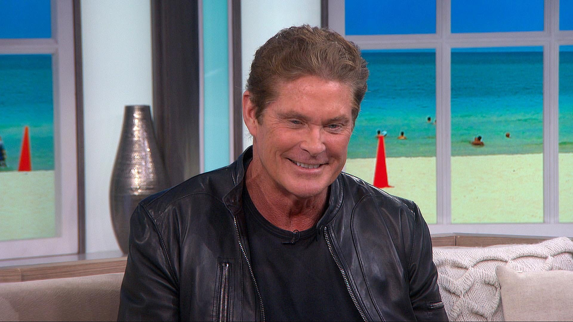 David Hasselhoff Hd Background