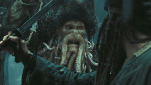 Davy Jones Background