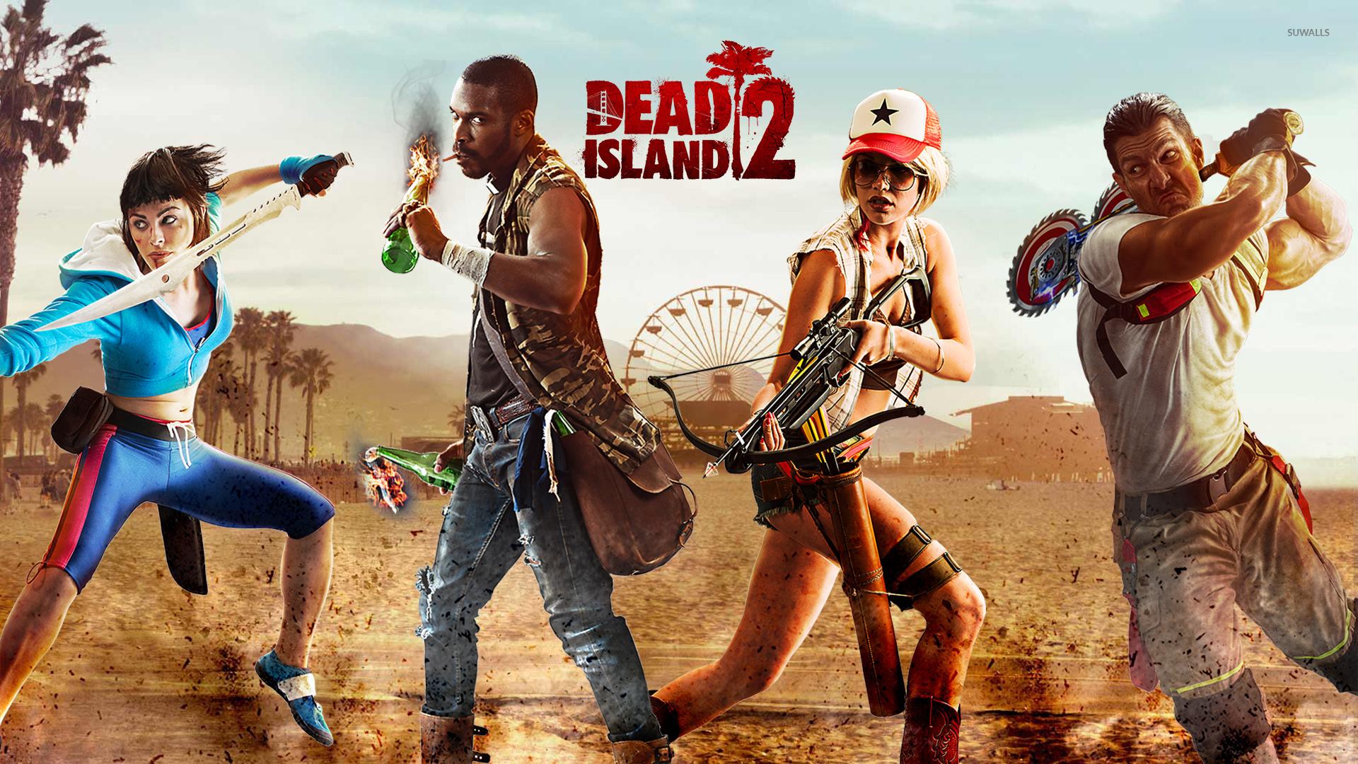 Dead Island 2 Wallpaper