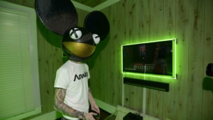 Deadmau5 Widescreen