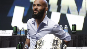 Demetrious Johnson Wallpapers