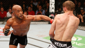 Demetrious Johnson Widescreen