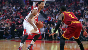 Derrick Rose Photos