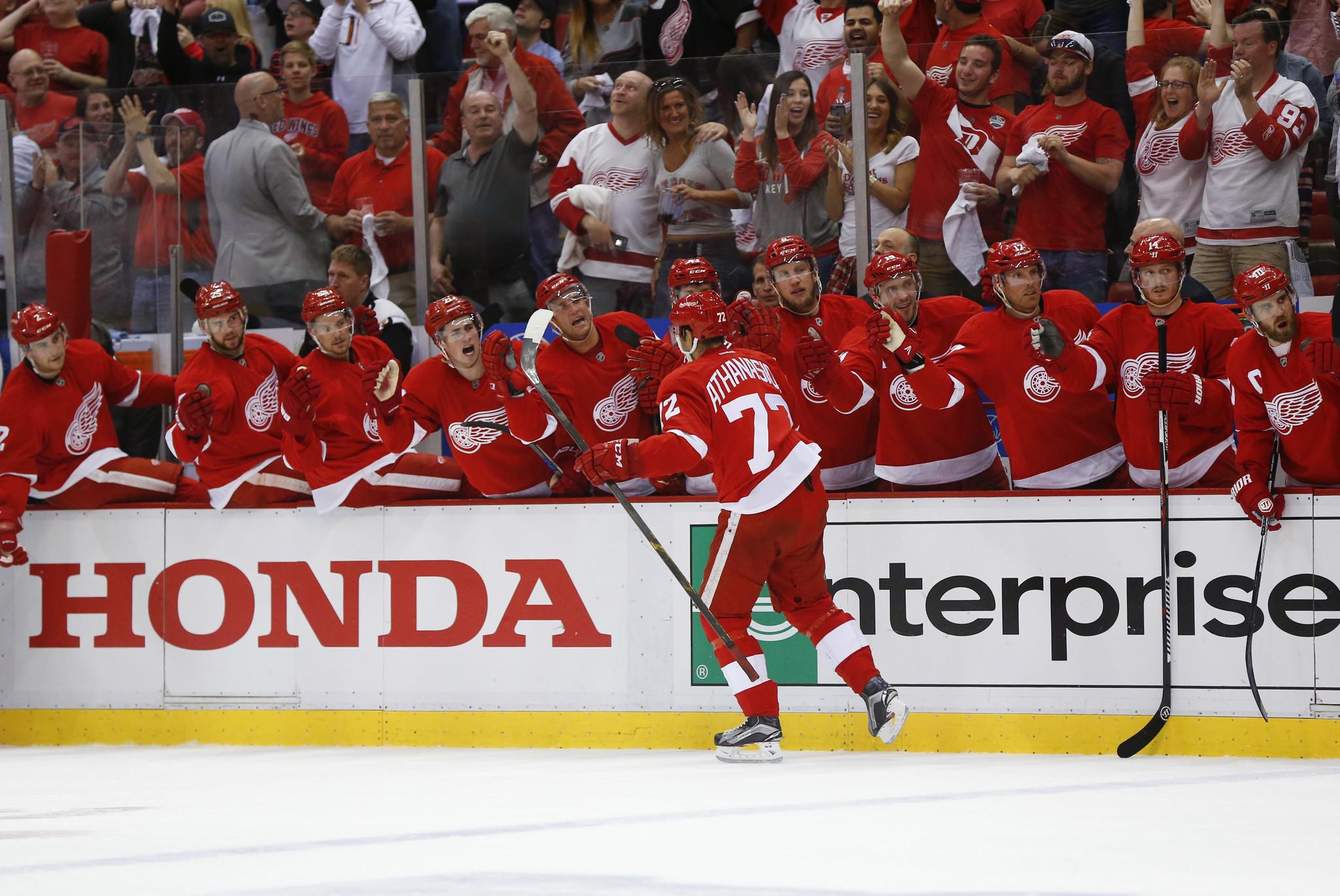 Detroit Red Wings Hd Desktop