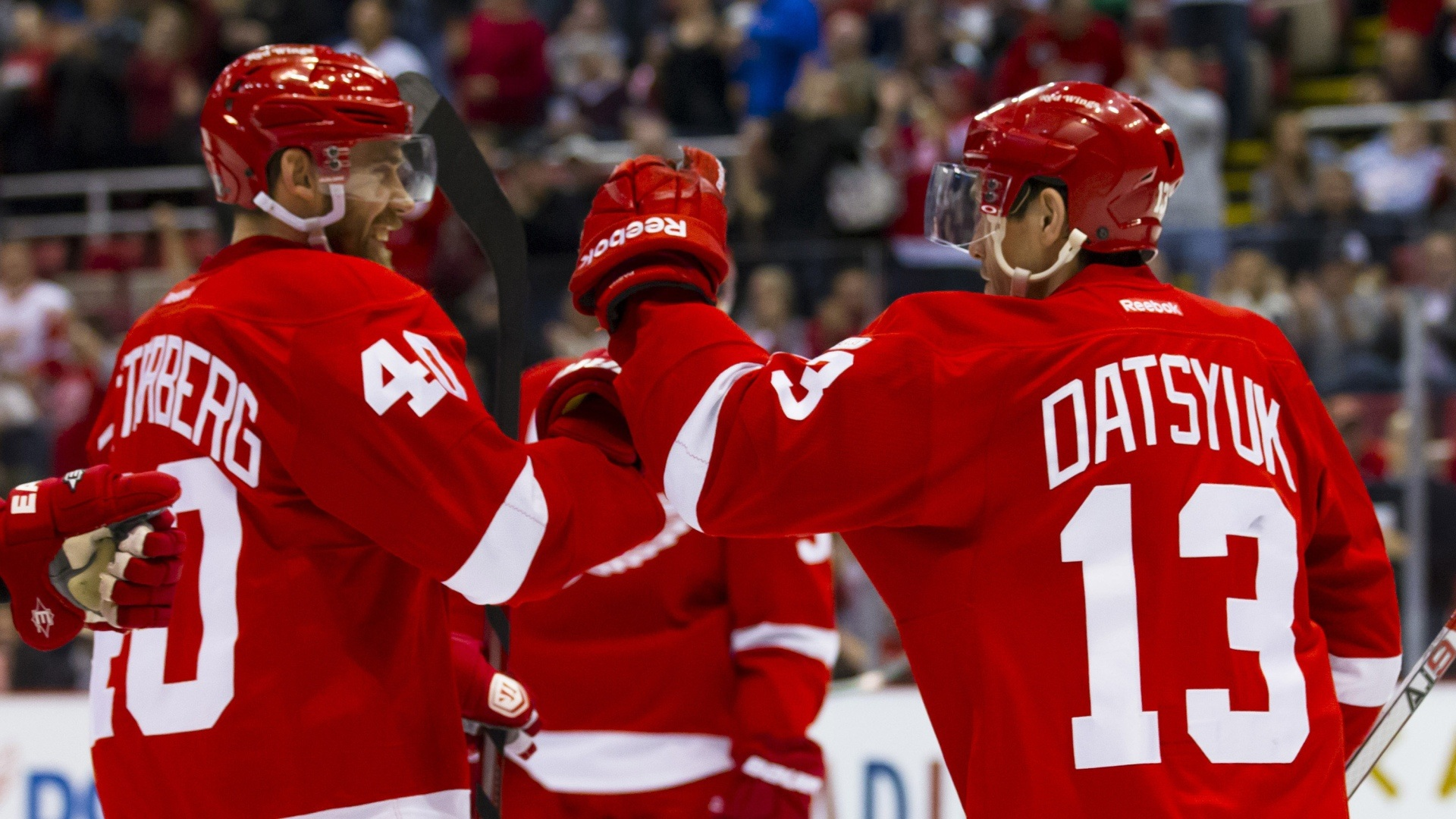 Detroit Red Wings High Definition