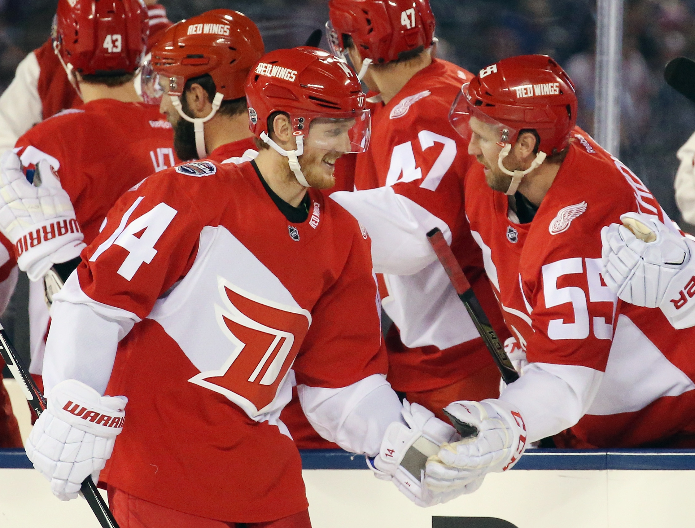 Detroit Red Wings Images